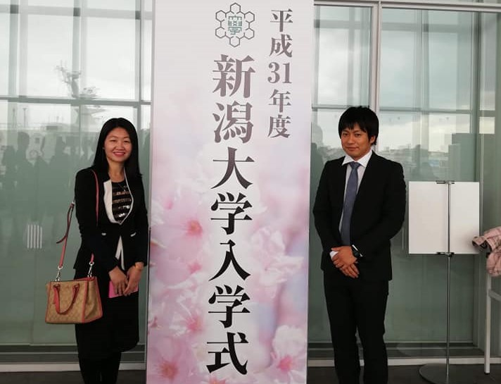新潟大学大学院医歯学総合研究科 国際保健学分野(公衆衛生)